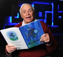 """The Rainbow Fish"" read by Ernest Borgnine"