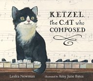 Ketzel, the Cat Who Composted