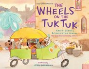 The Wheels on the Tuk Tuk book cover