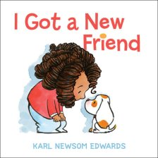I Got a New Friend book cover