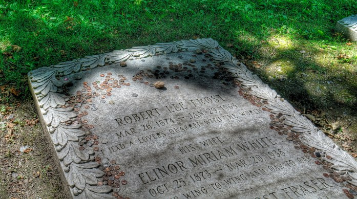 Robert Frost Grave Bennington Vermont