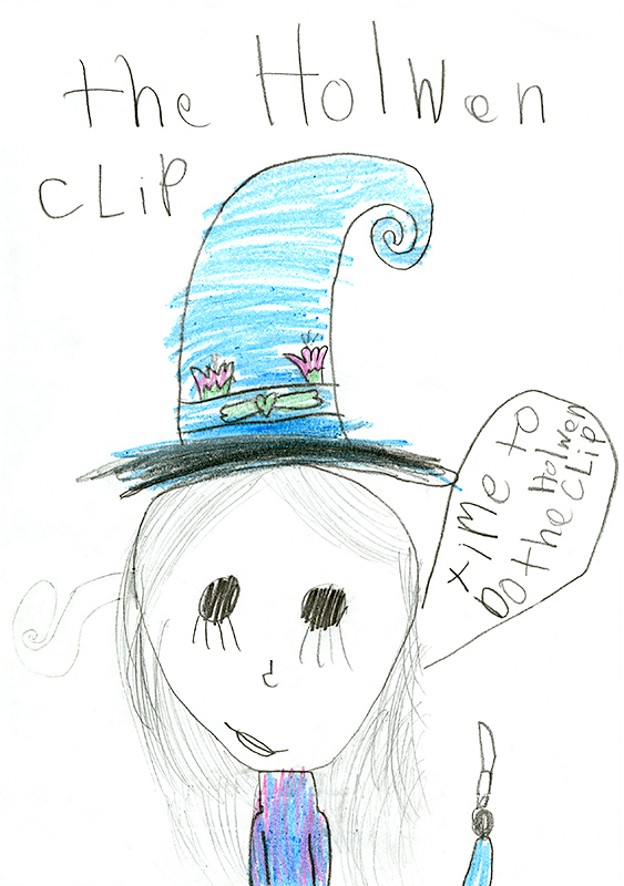 "Mallory Robinson, Williamsburg Elementary - ""Clip, Clip, Clip: Three Stories About Hair"" by Kathleen Krull and Paul Brewer"