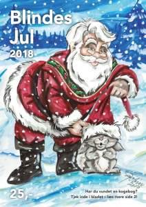 Blindes jul 2018 forsiden