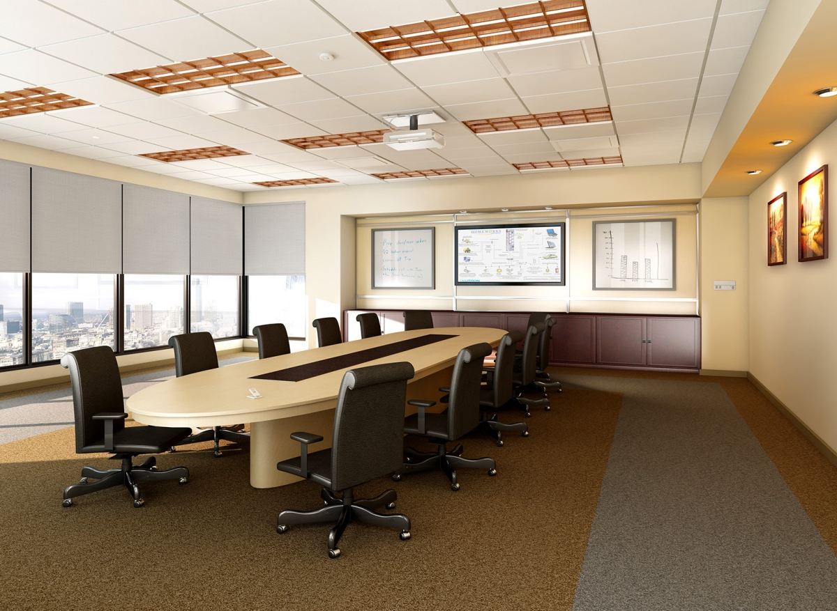how conference rooms can