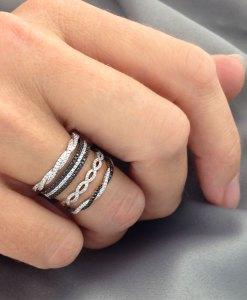Micro Diamond Ring
