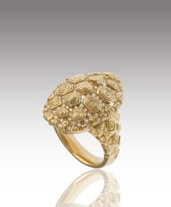 Diamondback Terrapin Ring