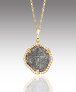 Atocha Shipwreck Coin #08370