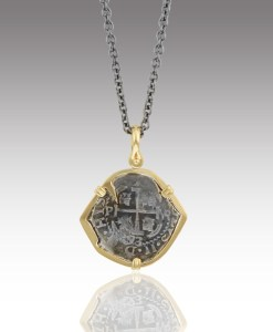 New World Spanish Treasure Coin #08382