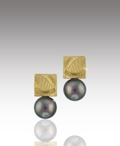 Pearl Dunes Earrings