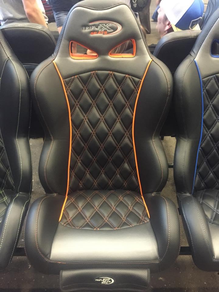 Triple X Seats Dbs Offroad