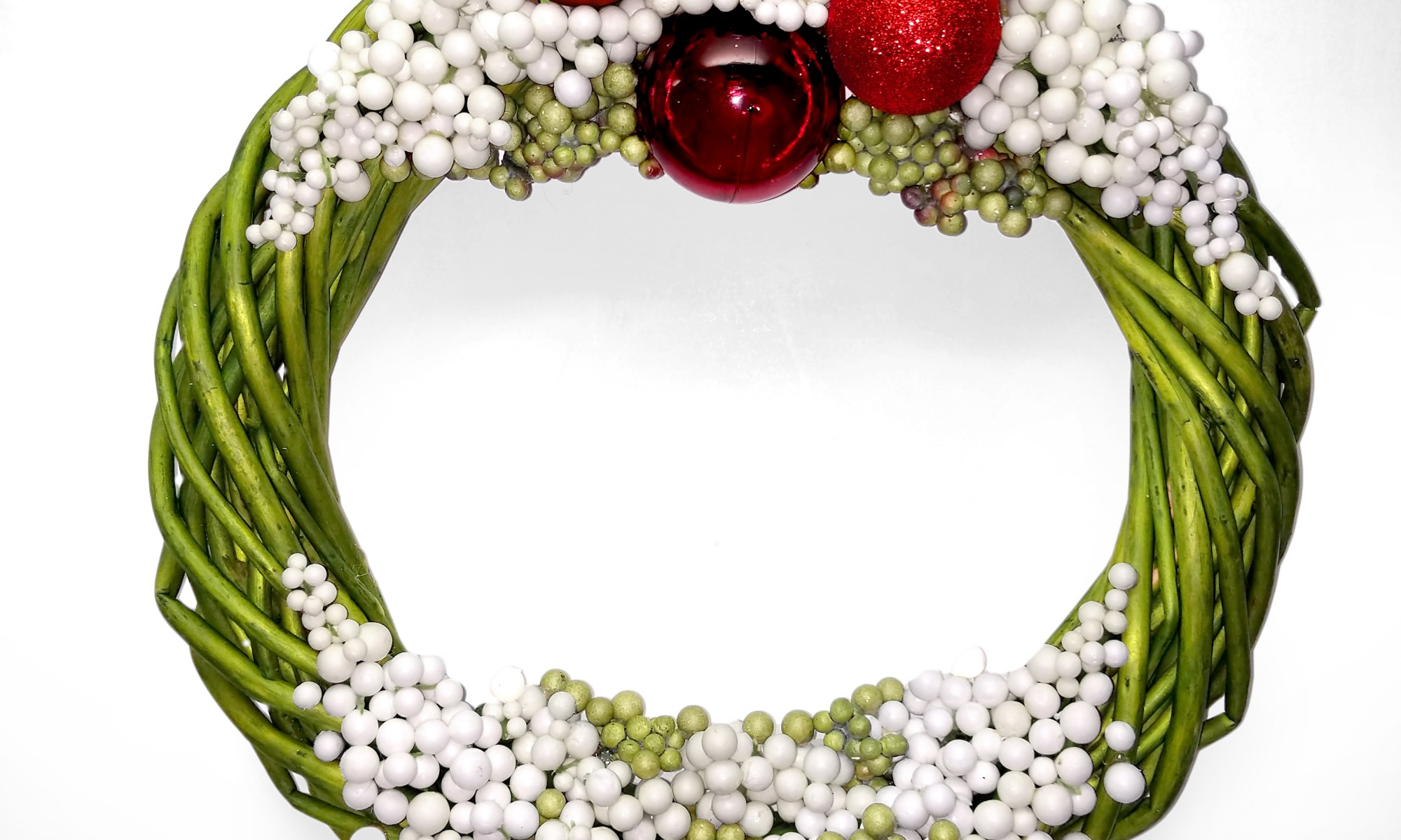 Christmas or Holiday wreath