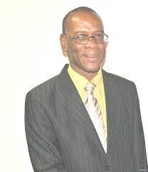 Politicus Hesdy Pigot, hoofdbestuurslid van de NPS