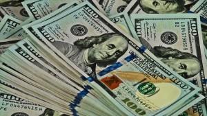 1 Dollarkoers springt verder omhoog