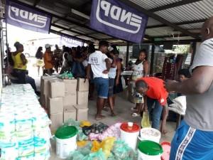 De situatie bij een birti winkrie (foto: fb)