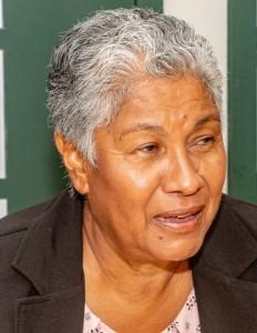 Minister Lillian Ferrier