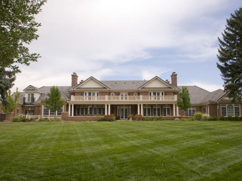 Peyton Manning's New Denver Mansion Is 16000 Square Feet Of Awesomeness