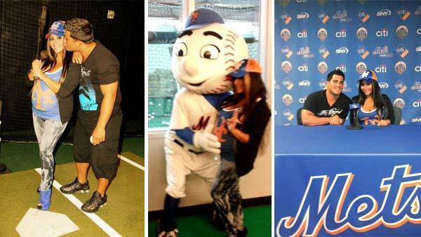Snookie Booed At Mets Game