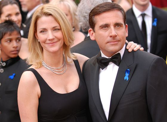 Steve Carell And Nancy Walls Married 17 years, A Rare Hollywood  Couple