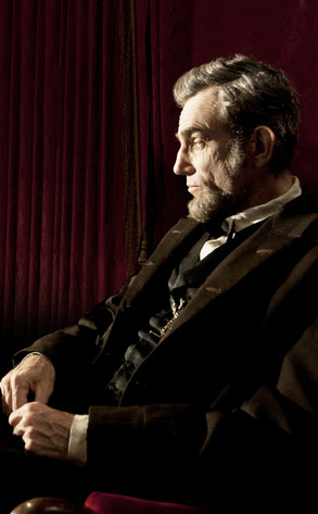 First Look: Daniel Day-Lewis As Abraham Lincoln