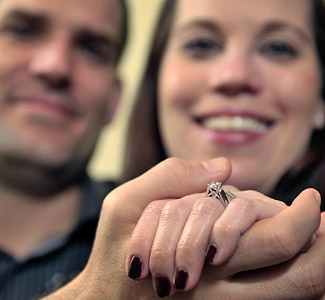 Brian And Anna McGuinn Lost Ring Found In Landfill Pile