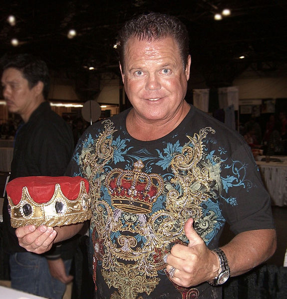 """Jerry """"The King"""" Lawler cleared to Wrestle after Heart Attack"""