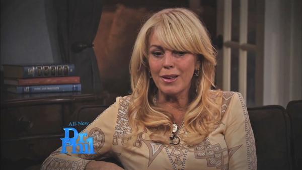 Is Dina Lohan Drunk On Dr. Phil?