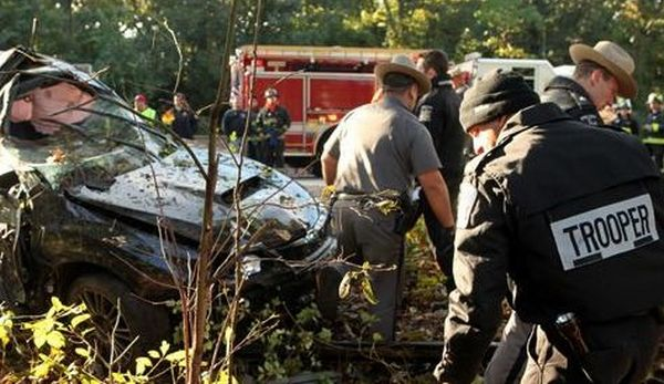 Car Sliced In Half: Four Teens Dead In Columbus day Tragedy