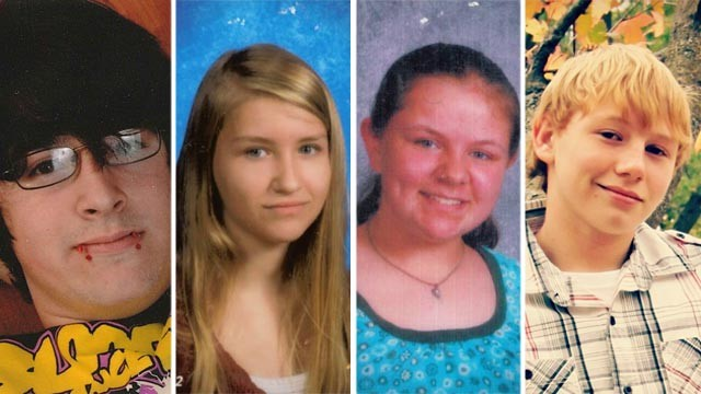 Xbox Romance Results In Four Missing Teens (PHOTOS)