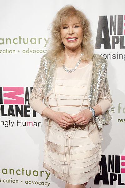 "Loretta ""Hot Lips Hoolihan"" Swit Celebrates 75th Birthday Bridget Laudien"