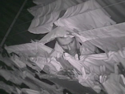 Knicker thief Caught On Camera in Melbourne: Creepy Photo Released