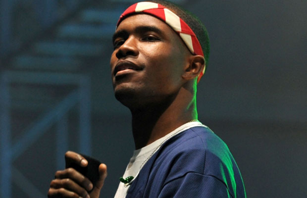 Frank Ocean Pulled Over: Busted For Pot Possession