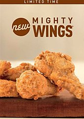 McDonald's Chicken Wings Now In 500 Test Markets