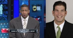 TV Analysts Fight: Kendall Gill and Tim Doyle Throw Punches