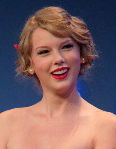 Fortune Magazine Taylor Swift:  So Apparently Taylor Swift Is The 6th Word's Greatest Leader