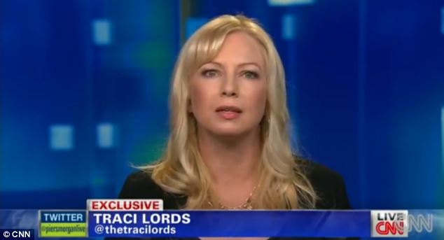 Traci Lords Raped In Same Town As Infamous Trial