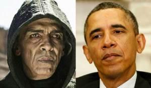 Obama Satan look-Alike A Coincidence?