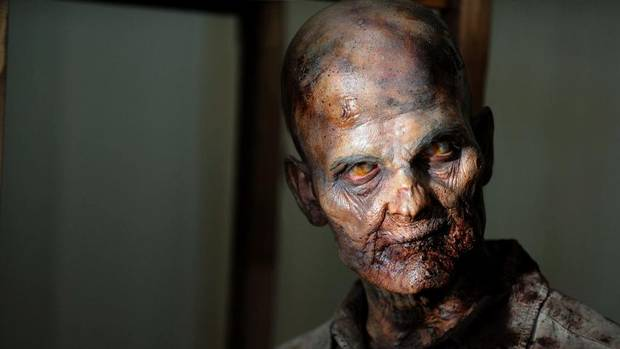 Walking Dead murder suspect: Walking Dead Binge Ends In Brutal Murder