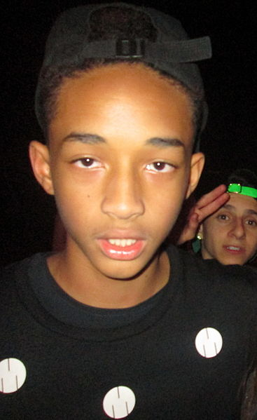 With his growing fame and self-confident appearance, it is easy to forget just how young Jaden Smith is.