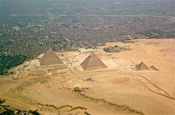 Egypt Pyramids Warning Uncalled For Says Antiquities Ministe