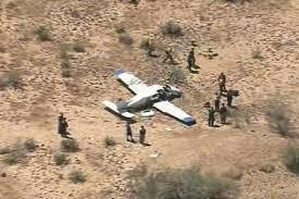 Planes collide Over Phoenix: Four Reported Dead