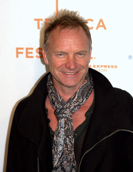 Long Lasting Celeb Romances: Sting And Trudie styler Married 1992