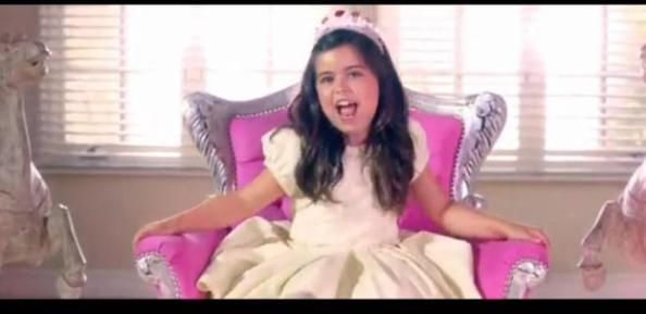 Sophia Grace Video Met Mixed Reaction