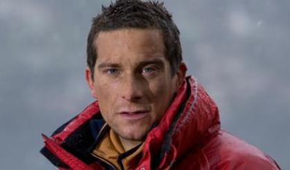 Northern Ireland born adventurer and survival expert Bear Grylls Photo by Google Images