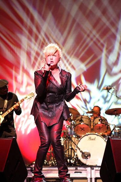 Cyndi Lauper National Anthem, Worst Of All Time? Eva Rinaldi