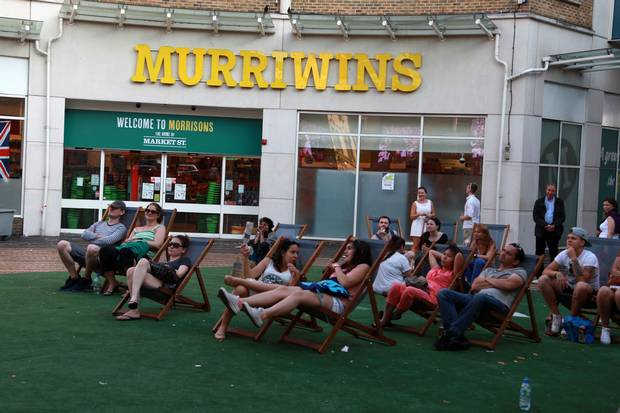 Morrisons Supermarket Changes Name to Murriwins