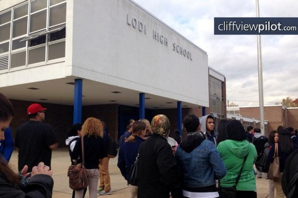 Lodi High lockdown Lifted: Reports