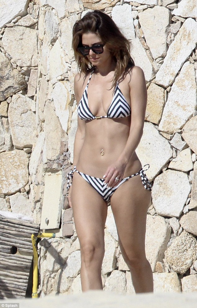 maria menounos 40 pound weight loss:  Star Reveals How She Did It