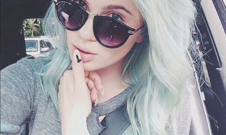 ireland baldwin blue hair: Model Shows Off New Hair Colour On Instagram