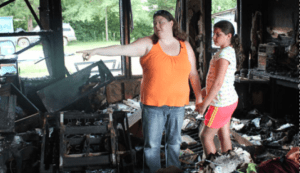 girl saves two sisters: Young Hero Saves Sisters From Blaze