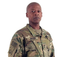 New Army Camouflage:  Army Reveals New Camouflage (PHOTO)
